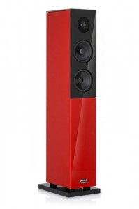 AUDIO PHYSIC Classic 15 Glass RED