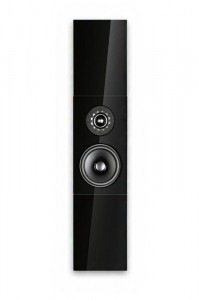 AUDIO PHYSIC Classic OnWall Glass Black