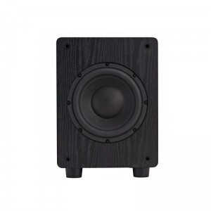 FYNE AUDIO F 3.8 BLACK ASH SUB