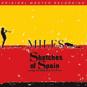 MILES DAVIS-SKETCHES OF SPAIN PŁYTA SACD