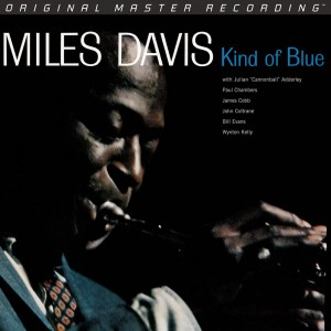 MILES DAVIS-KIND OF BLUE PŁYTA SACD