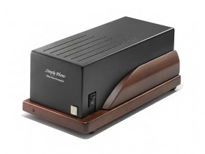 UNISON RESEARCH SIMPLY PHONO (NEW) MAHOGANY