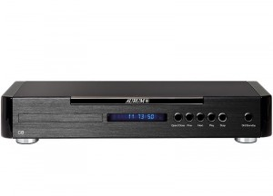 AURUM C8 CD BLACK ODTWARZACZ