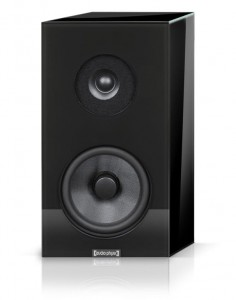 AUDIO PHYSIC Classic Compact 2 GLASS BLACK (Para)