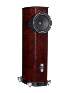 FYNE AUDIO F 1.12 WALNUT HG