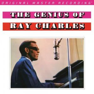 RAY CHARLES-THE GENIUS OF RAY CHARLES PŁYTA SACD MONO