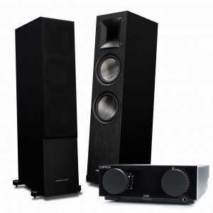 Audiosymptom i8 Black + Cyrus One Black