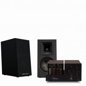 Audiosymptom i6m Black + Synthesis Soprano Alu Black