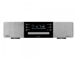 TRIGON EXXCEED CD-PLAYER SILVER ODTWARZACZ CD