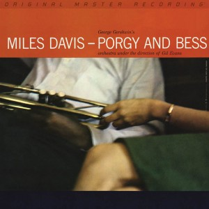 MILES DAVIS-PORGY AND BESS PŁYTA SACD