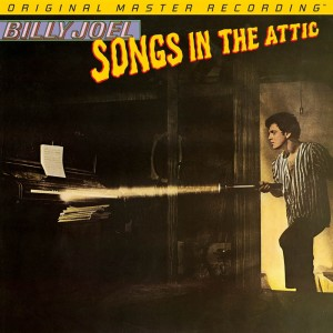 BILLY JOEL-SONGS IN THE ATTIC PŁYTA WINYLOWA