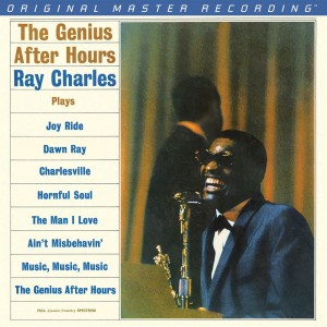 RAY CHARLES-THE GENIUS AFTER HOURS PŁYTA SACD