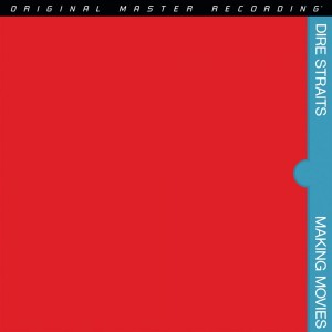 DIRE STRAITS-MAKING MOVIES PŁYTA SACD