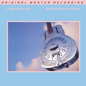 DIRE STRAITS-BROTHER IN ARMS PŁYTA SACD