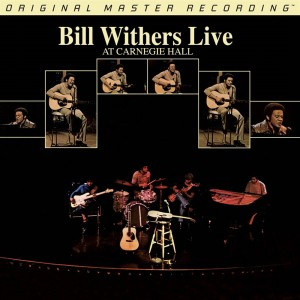 BILL WITHERS- LIVE AT CARNEGIE HALL PŁYTA SACD