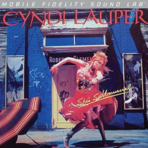 CYNDI LAUPER-SHE'S SO UNUSUAL PŁYTA WINYLOWA