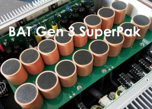 Balanced Audio Technology - Gen 3 SuperPak.