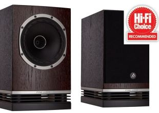 "TEST: Fyne Audio F500 ""Recommended"" w ""Hi-Fi Choice"""
