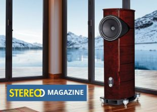 "TEST: Fyne Audio F1-10 w ""stereo magazine"""